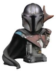 Legends in 3D - Star Wars The Mandalorian 1/2 Scale Bust