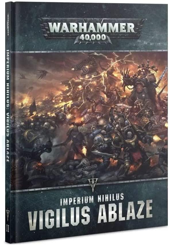 Imperium Nihilus - Vigilus Ablaze