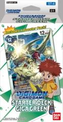 Digimon TCG Starter Deck - Giga Green