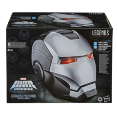 Marvel Legends Gear - War Machine Helmet
