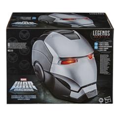 Marvel Legends Gear - War Machine Helmet