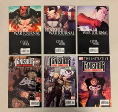 Punisher War Journal Complete Series #1-26 + Annual #1 2006 Matt Fraction (9.0+)
