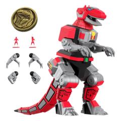 Mighty Morphin Power Rangers Ultimates! - Tyrannosaurus Rex Zord Action Figure