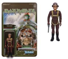 ReAction Figures - Iron Maiden Aces High - Pilot Eddie