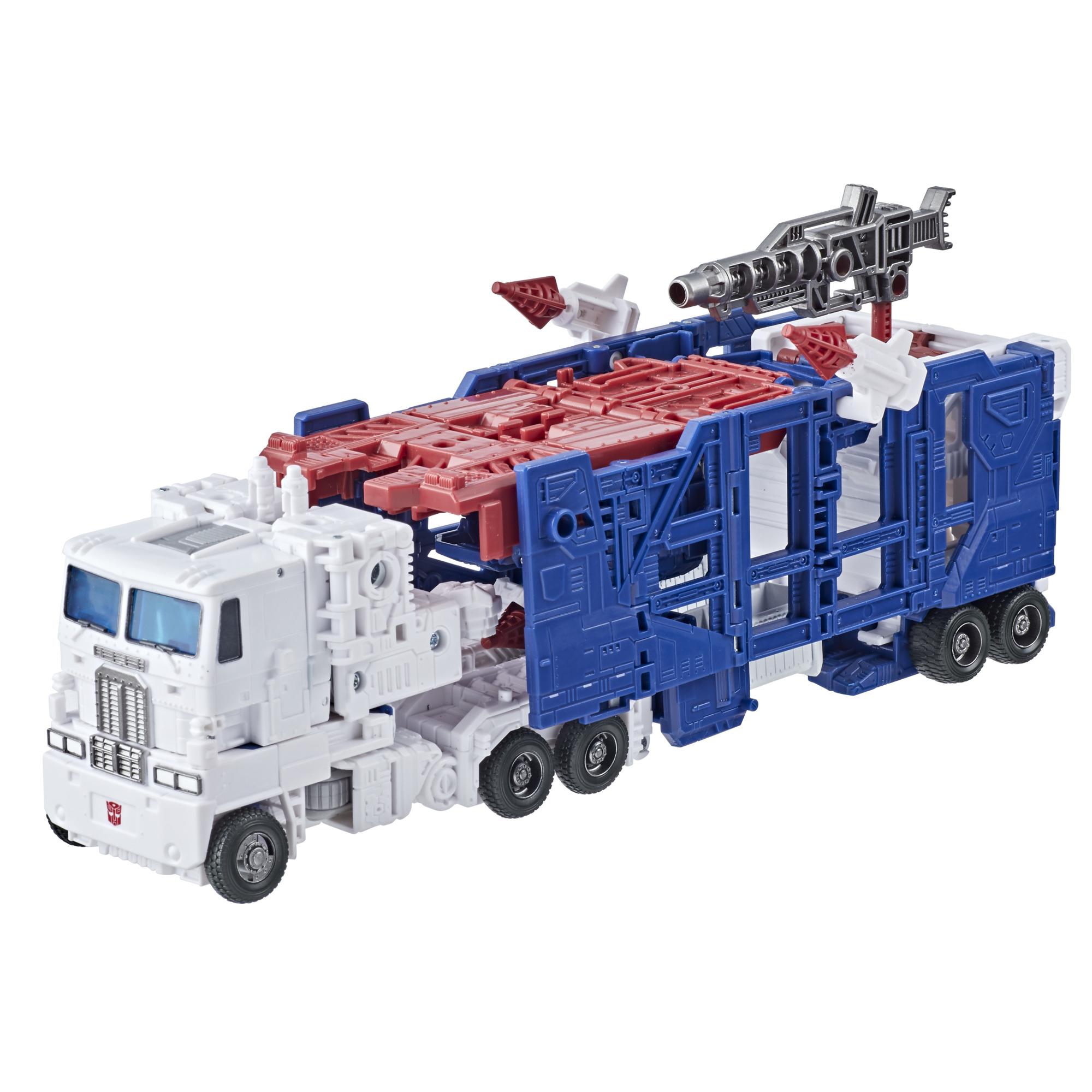 Transformers Generations War for Cybertron: Kingdom - Leader Ultra Magnus