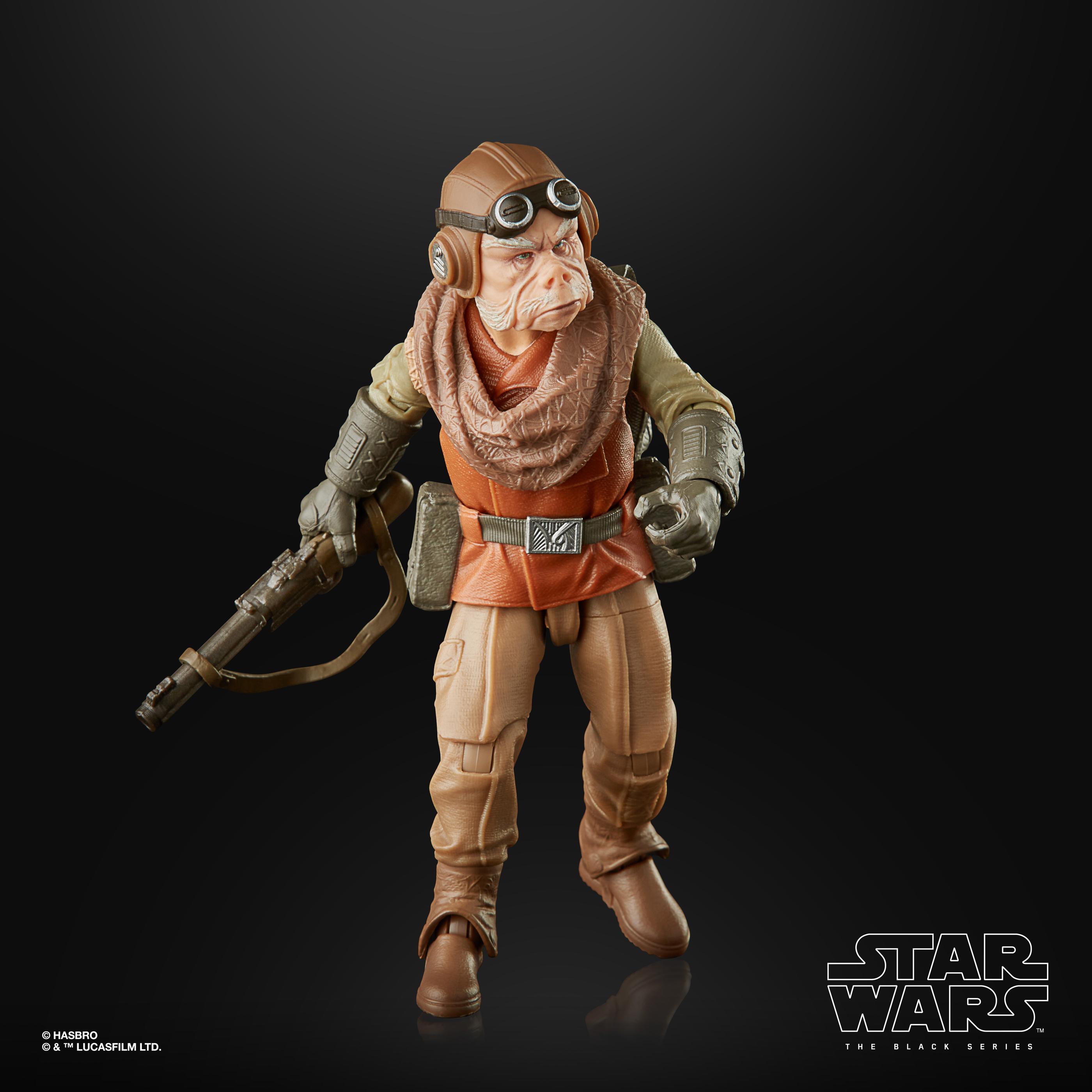 Star Wars - The Black Series - The Mandalorian - Kuiil Action Figure