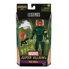 Marvel Legends - Super-Villains - Red Skull (BAF Xemnu)