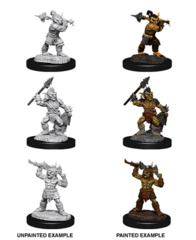 D&D Nolzur's Marvelous Miniatures - Goblins & Goblin Boss - Wave 12