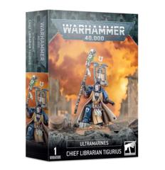 Ultramarines - Chief Librarian Tigurius
