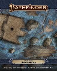 Pathfinder Flip-Mat - Shipwrecks