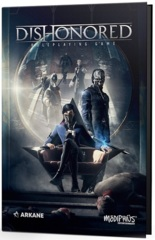 Dishonored RPG Hard Cover
