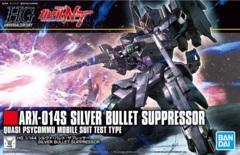 Gundam HG Universal Century - ARX-014S Silver Bullet Suppressor (1/144)