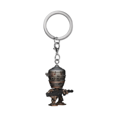 Pocket Pop! - Star Wars The Mandalorian - IG-11 Keychain