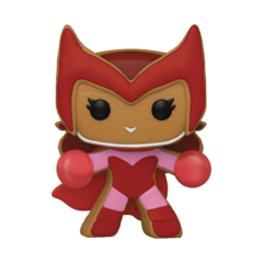 Pop! Marvel Holiday - Gingerbread Scarlet Witch
