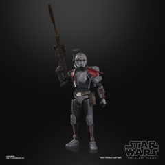 Star Wars - The Black Series - The Clone Wars - Crosshair Action Figure