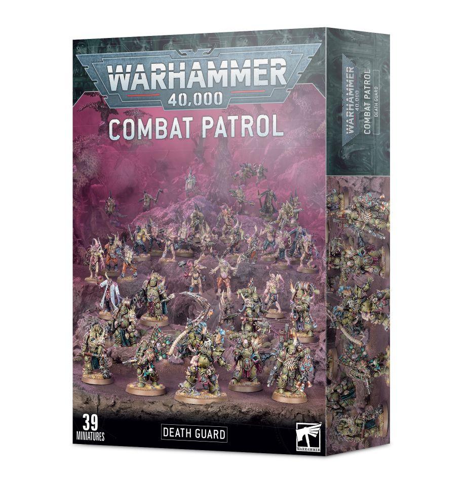 Combat Patrol - Death Guard
