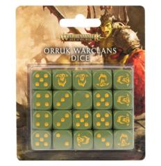 Orruk Warclans - Dice