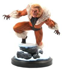 Marvel Premier Collection - Sabretooth Statue