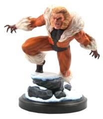 Marvel Premier Collection - Sabretooth Statue