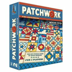 Patchwork Americana Edition