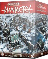 Warcry - Ravaged Lands - Corpsewrack Mausoleum