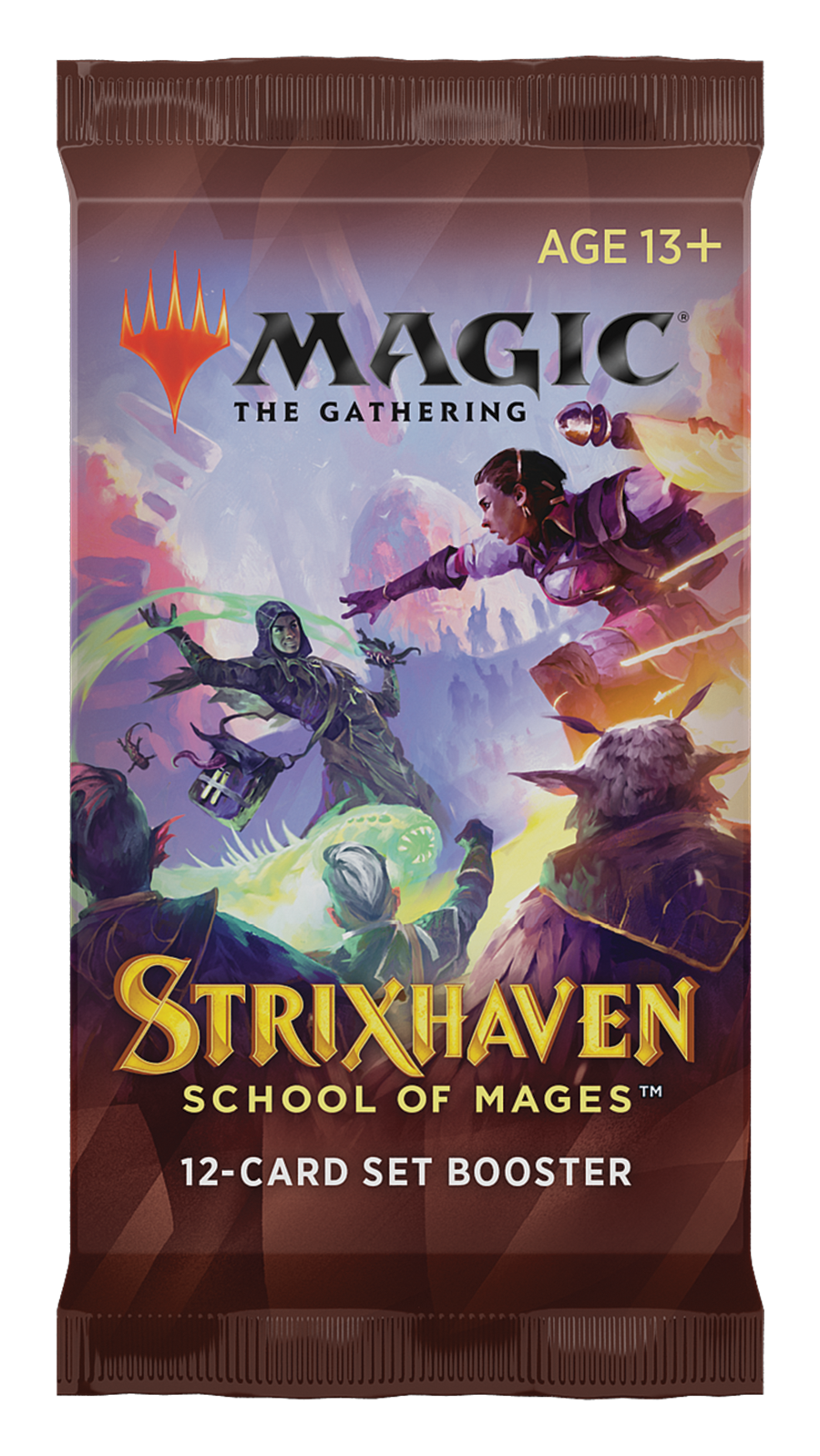 Strixhaven: School of Mages - Set Booster Pack