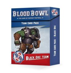 Blood Bowl - Team Cards - Black Orc