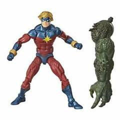 Marvel Legends - Mar-Vell (Captain Marvel) 6in Action Figure (Hasbro)