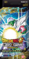 Dragon Ball Super - BE18 Expansion Set 18 - Namekian Boost