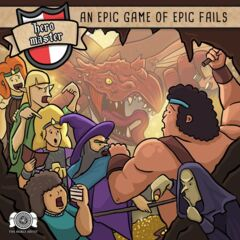 Hero Master - An Epic Game of Epic Fails