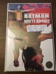 Batman: Curse of the White Knight (2019) #1-8 + White Knight Presents: Von Freeze (by Sean Murphy)
