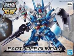 Gundam SD Cross Silhouette - Earthree Gundam