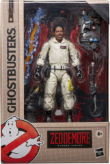 Ghostbusters Plasma Series - Zeddemore Action Figure