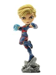 Minico Figures - Avengers Endgame - Captain Marvel Vinyl Statue