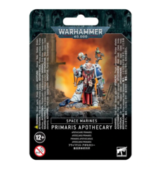 Space Marines - Primaris Apothecary