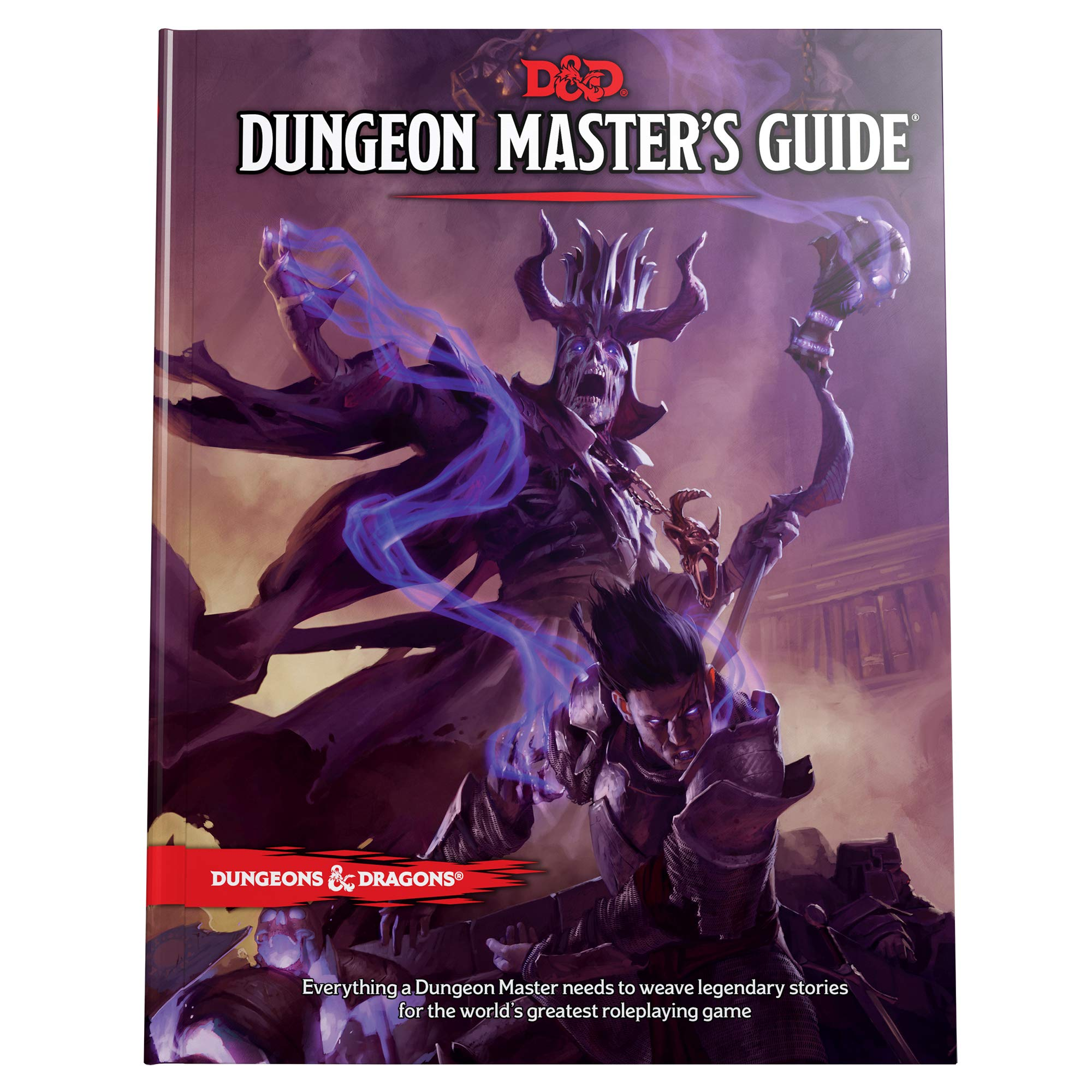 Dungeons & Dragons 5E Dungeon Masters Guide