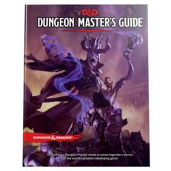 Dungeons & Dragons 5E Dungeon Master's Guide