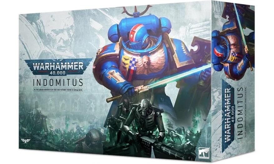 Indomitus Box Set (OUT Q3-Q4 2020)