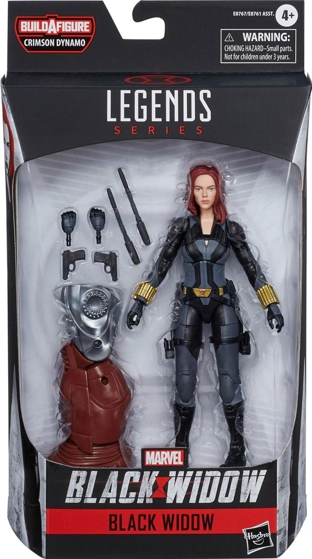 Marvel Legends - Black Widow - Black Widow 6in Action Figure