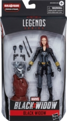 Marvel Legends - Black Widow - Black Widow 6in Action Figure