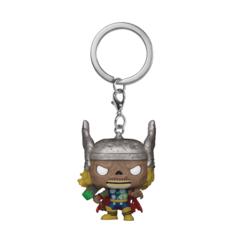 Pocket Pop! - Marvel Zombies - Thor Fig Keychain
