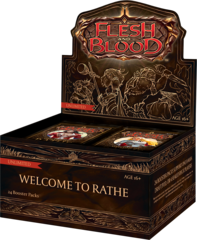 Flesh and Blood TCG - Welcome to Rathe (Unlimited) Booster Box