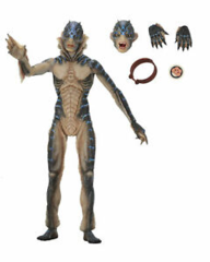 The Shape of Water - Amphibian Man 7 inch Action Figure (Guillermo Del Toro Signature Collection #05)