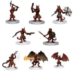 D&D Icons of the Realms - Kobold Warband
