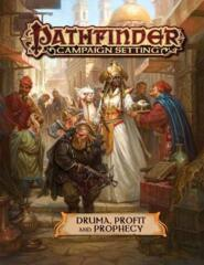 Pathfinder - Druma, Profit and Prophecy