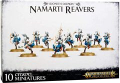 Idoneth Deepkin - Namarti Reavers