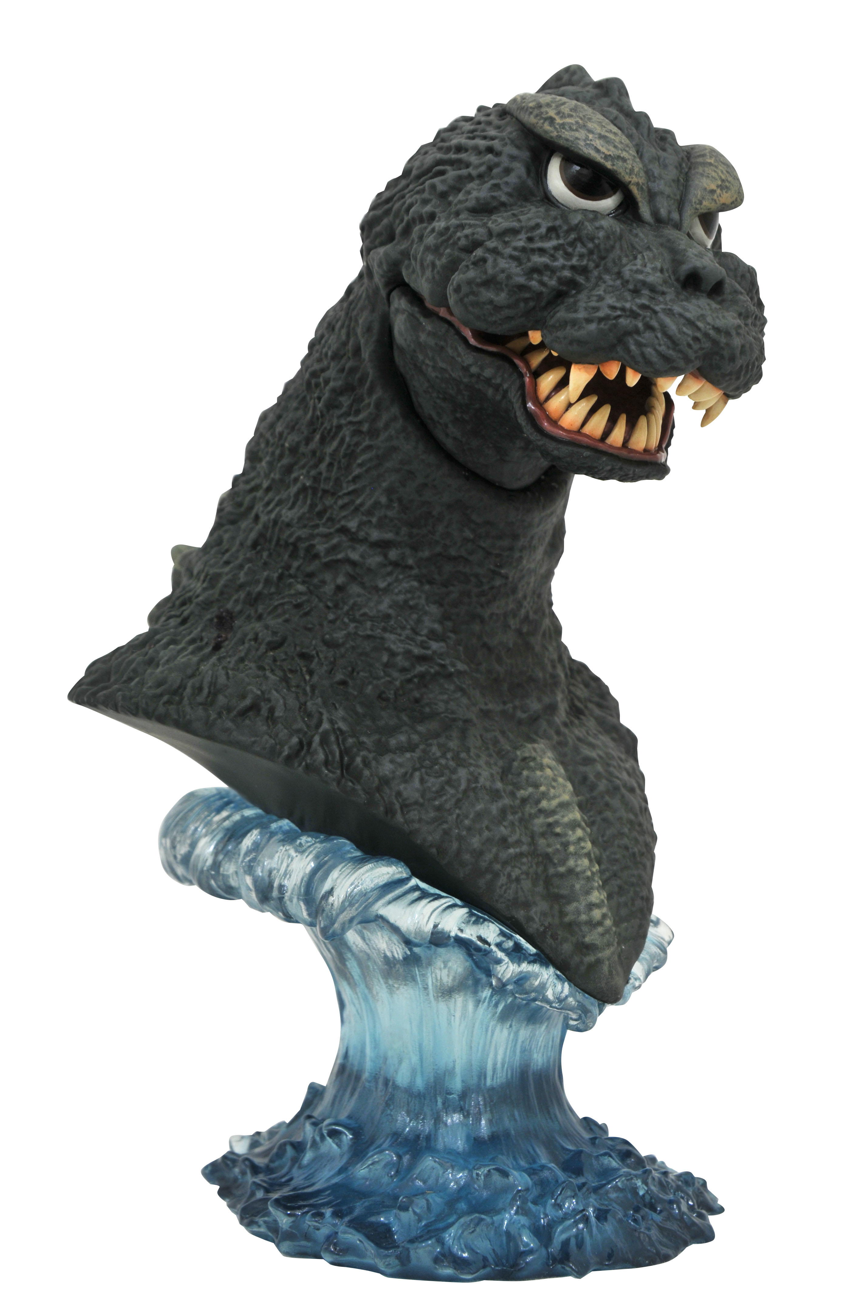 Legends in 3D - Godzilla 1964 1/2 Scale Bust