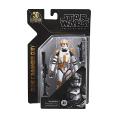 Star Wars - The Black Series Archives - Clone Commander Cody