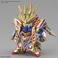 Gundam SDW Heroes - Cao Cao Wing Gundam Isei Style