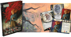 Arkham Horror LCG - To Fight the Black Wind Novel